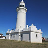 Macquarie Lighthouse : Visit to Macquarie Lighthouse on 24th June 2012.