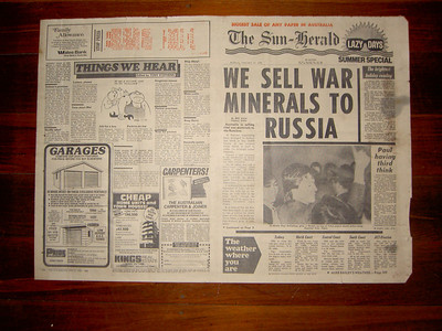 Sun Herald 27th January 1980