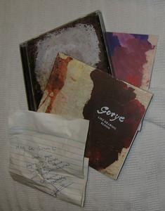 Gotye's CDs